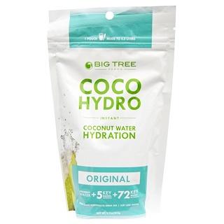 Big Tree Farms, Coco Hydro, оригинальный, 9,7 унции (275 г)