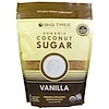 Big Tree Farms, Organic Coconut Palm Sugar, Vanilla, 14 oz (397 g)