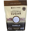 Big Tree Farms, Organic Coconut Sugar, Vanilla, 14 oz (397 g)