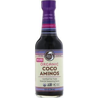 Big Tree Farms, Organic Coco Aminos, Essential Seasoning Sauce, 10 fl oz (296 ml)