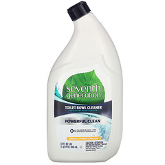 Seventh Generation, 馬桶清潔劑,翡翠柏樹和杉木,32 液量盎司(946 毫升)