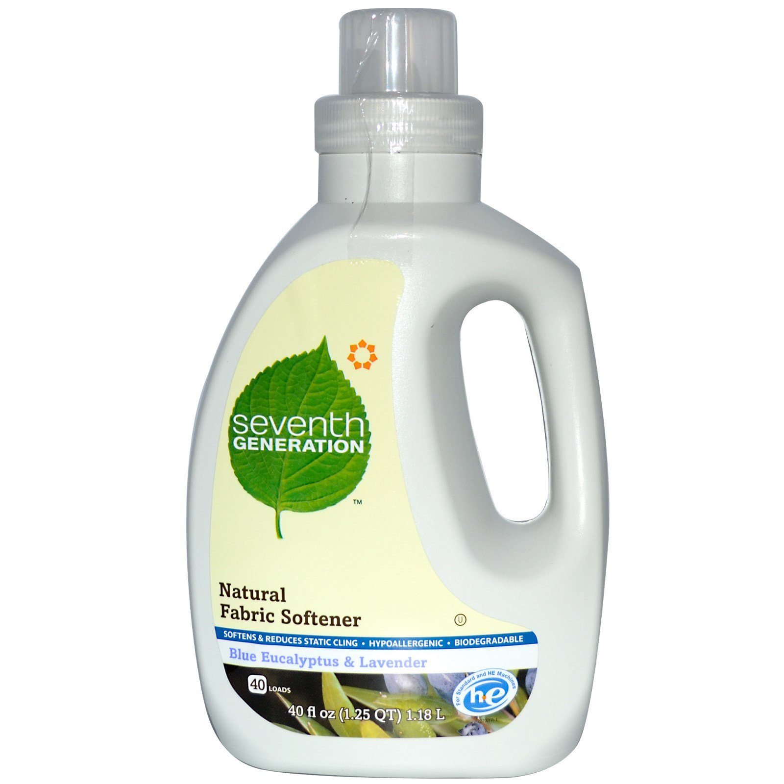 Seventh Generation, Natural Fabric