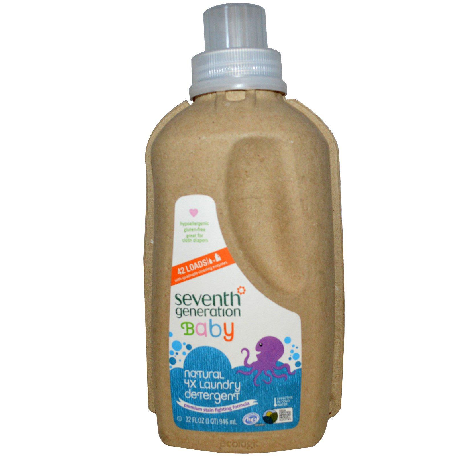 Best Natural Baby Detergent