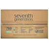 Seventh Generation, 婴儿湿巾,Free&Clear,768 片
