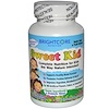 Sweet Wheat, BrightCore Nutrition, Sweet Kid, Green Superfoods & Probiotic Blend, 120 Capsules (Discontinued Item)