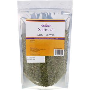 Saffronia, Mint Leaves, 6 oz отзывы