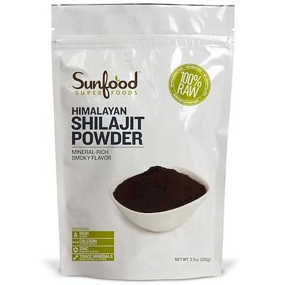 Sunfood 喜馬拉雅喜來芝粉, 3.5 盎司 (100 克)