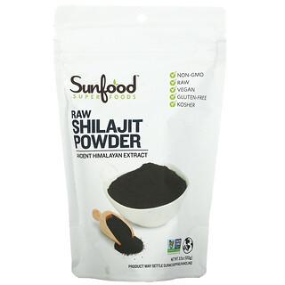 Sunfood, сырое мумие в виде порошка, 100г (3,5унции)