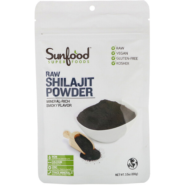 RAW Shilajit Powder,  , 3.5 oz (100 g)