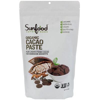 Органическая какао-паста, 454г (1фунт) supra sfd 47u автомагнитола