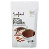 Sunfood, Cacao orgánico en polvo, 454g (1lb)