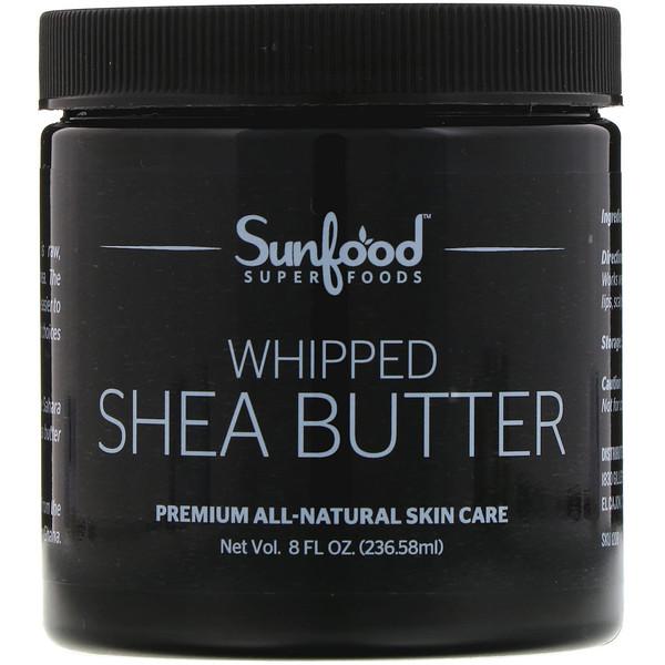 Shea Butter, 8 oz.