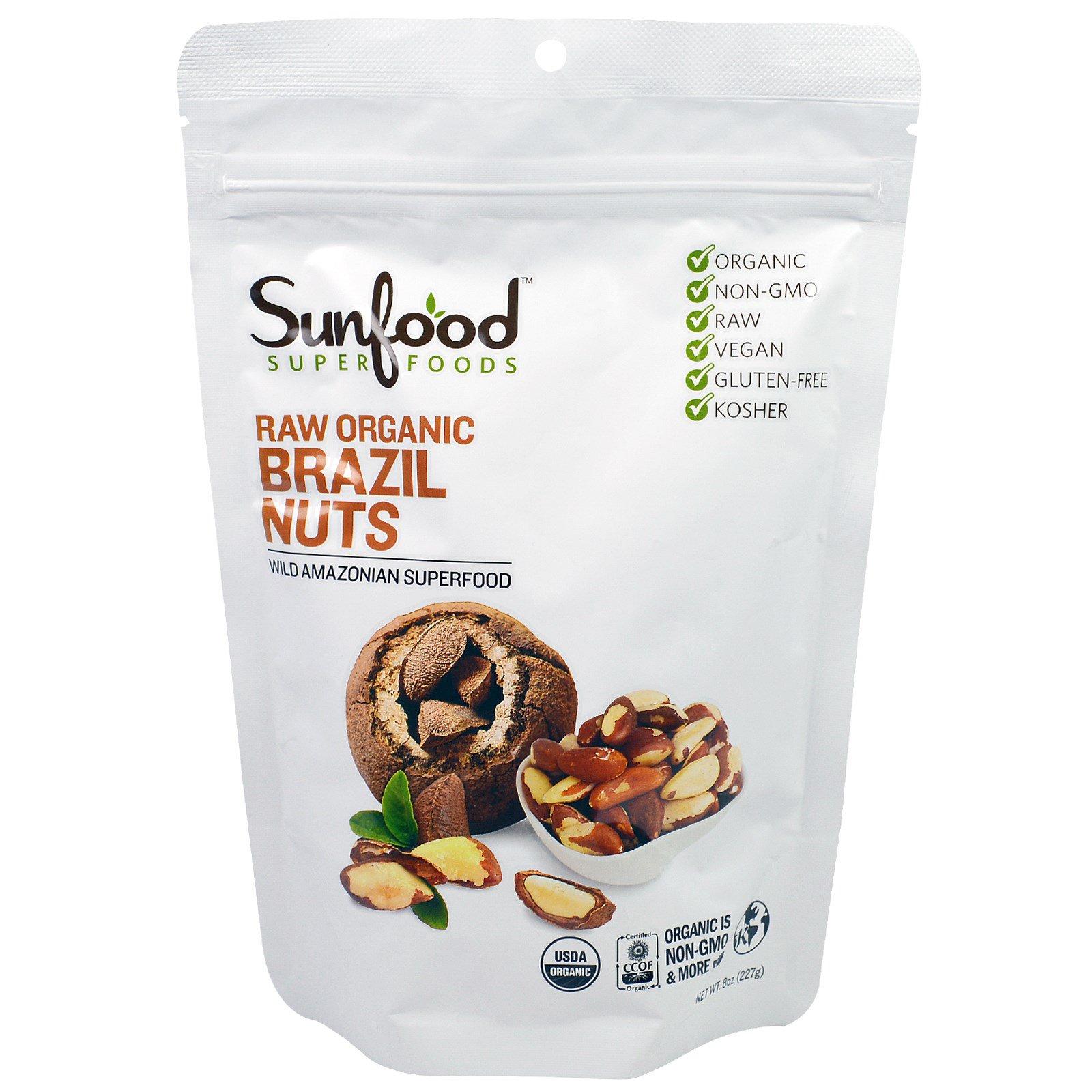 organic nuts nordic ab