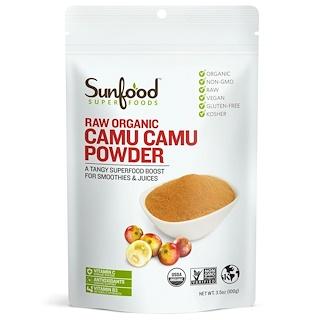 Sunfood, タンギー・カムカム・パウダー、3.5 oz (100 g)
