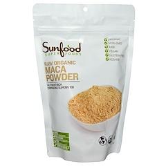 Sunfood, 뉴트리언트-리치 마카 파우더, 8 oz (227 g)