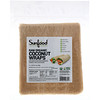 Sunfood, Raw Organic Coconut Wraps, 7 Wraps, 4.4 oz (126 g)