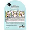 SFGlow, Pop n' Glow, Face It, Pop Art Beauty Face Mask, 1 Sheet, 0.85 oz (25 ml)