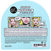 SFGlow, Pop n' Glow, Pucker Up, Pop Art Lip Mask, 1 Mask, 0.20 oz (6 ml)