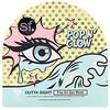 SFGlow, POP n' Glow, Outta Sight, Pop Art Eye Mask, 1 Eye Mask, 0.27 oz (8 ml)