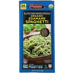 Сипоинт Фармс, Organic Edamame Spaghetti, 7.05 oz (200 g) отзывы покупателей