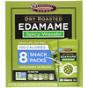 Seapoint Farms, Dry Roasted Edamame, Spicy Wasabi, 8 Snack Packs, 0.79 oz (22.5 g) Each