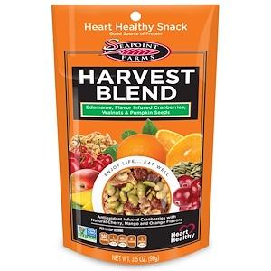 Сипоинт Фармс, Edamame Harvest Blend, Dry Roasted Edamame, 3.5 oz (99g) отзывы