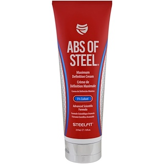 Pro Tan USA, Abs of Steel, Maximum Definition Cream,  8 fl oz (237 ml)