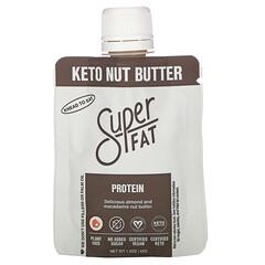 SuperFat, 生酮堅果油,蛋白質,1.5 盎司(42 克)