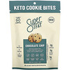 SuperFat, Keto Cookie Bites 巧克力脆曲奇,2.25 盎司(64 克)
