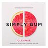Simply Gum, علكة منظفة، 15 قطعة