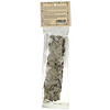 Sage Spirit, Native American Incense, White Sage, Large (6-7 inches), 1 Smudge Wand