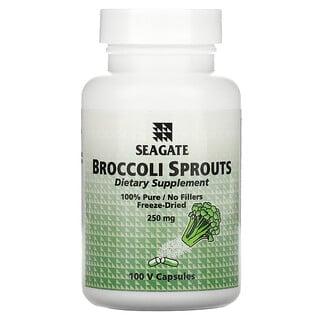 Seagate, Broccoli Sprouts, 250 mg, 100 V Capsules