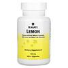 Seagate, Limón, 450 mg, 100 Cápsulas Vegetarianas