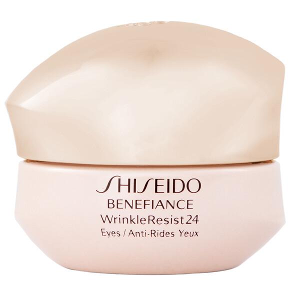 Shiseido, Benefiance, WrinkleResist 24, Intensive Eye Contour Cream, 0.51 oz (15 ml) (Discontinued Item)