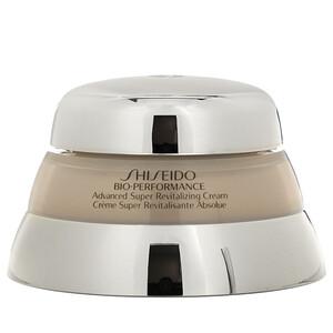 Shiseido, Bio-Performance, Advanced Super Revitalizing Cream, 1.7 oz (50 ml) отзывы