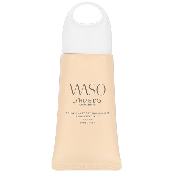 Shiseido, Waso, Color-Smart Day Moisturizer, 1.8 oz (50 ml) (Discontinued Item)