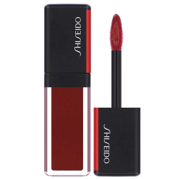 LacquerInk LipShine, 307 Scarlet Glare, .2 fl oz (6 ml)