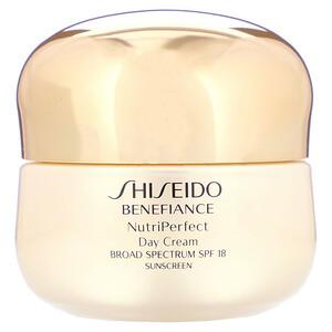 Shiseido, Benefiance, NutriPerfect, Day Cream, SPF 18, 1.8 oz (50 ml) отзывы