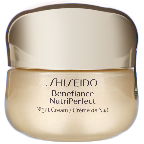 Shiseido, Benefiance, NutriPerfect, Night Cream, 1.7 oz (50 ml) (Discontinued Item)