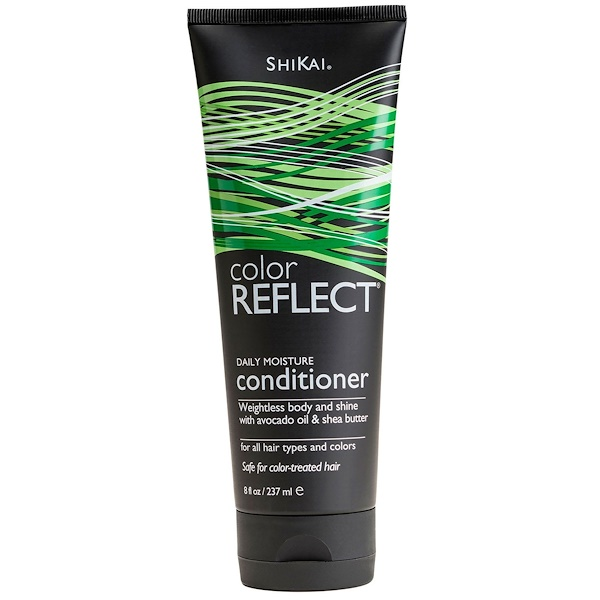 Shikai, Color Reflect, Daily Moisture, Conditioner, 8 fl oz (237 ml) (Discontinued Item)