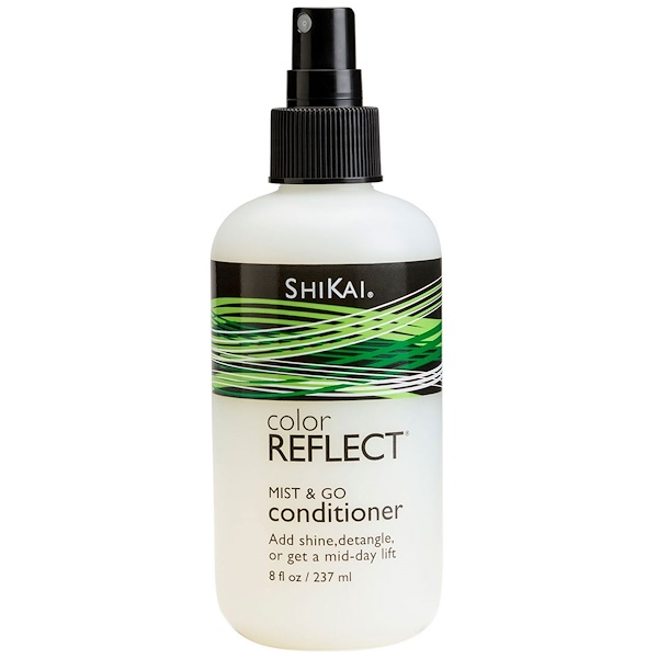 Shikai, Color Reflect, Mist & Go Conditioner, 8 fl oz (237 ml)