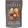 Sahale Snacks, Snack Better, Glazed Mix, Korean BBQ Almonds, 4 oz (113 g)