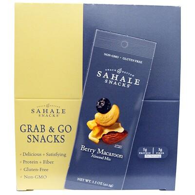 Купить Смесь орехов Ягоды и макарун, 9 упаковок по 1.5 унции (42.5 г)