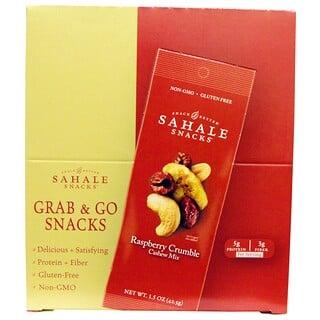 Sahale Snacks, ラズベリー クランブル カシュー ミックス、9パック、各1.5 oz (42.5 g)