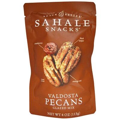 Фото - Snack Better, смесь глазированных орехов пекан из Валдосты, 4 унции (113 г) c effects лосьон 4 унции 113 г