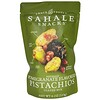 Sahale Snacks, Glazed Mix, Naturally Pomegranate Flavored Pistachios, 4 oz (113 g)