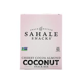 Sahale Snacks, 香脆什果,樱桃可可杏仁椰子干,7 袋,1.5 盎司(42.5 克)/袋