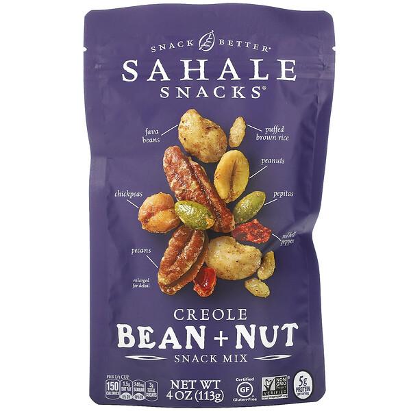 Sahale Snacks, Snack Mix, Creole Bean + Nut, 4 oz (113 g)