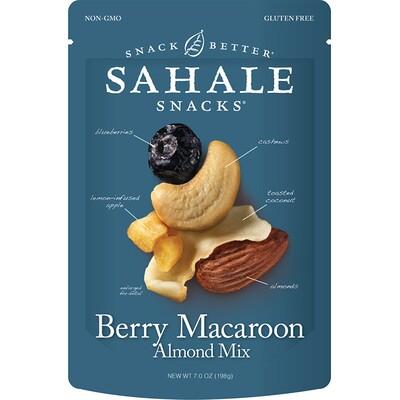 Sahale Snacks Snack Better, смесь ягодно-миндального печенья, 7 унций (198 г)