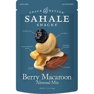 Sahale Snacks, スナックベター®, ベリー・マカロン・アーモンドミックス, 7.0 オンス (198 g)